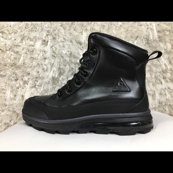 230e507f0a5aa Nike Air Max Conquer ACG Waterproof Boots 10. M 5b5a774bcdc7f70b0bcb60dd